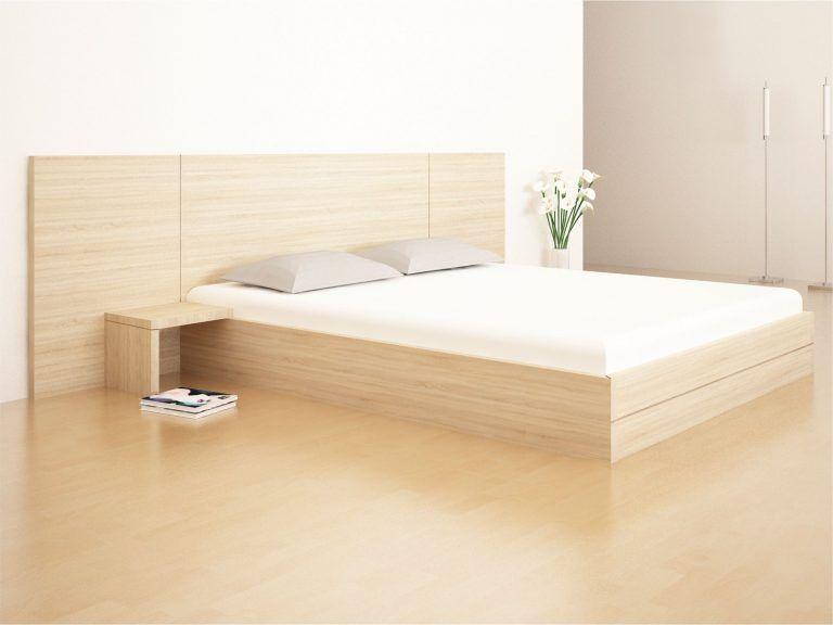 Laminátová posteľ