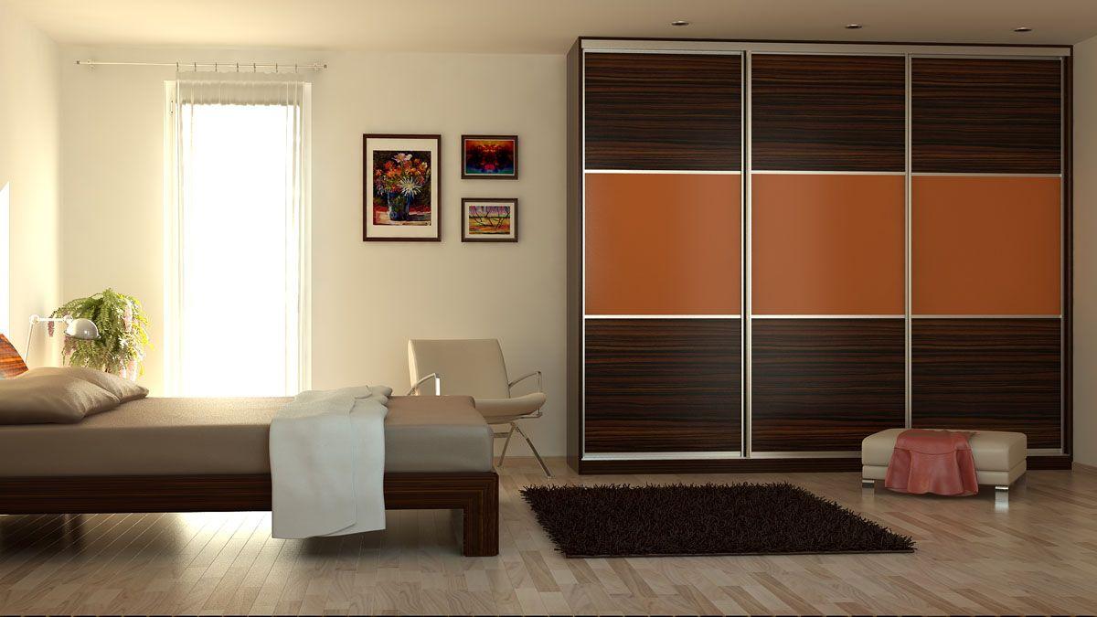 Vizualizácia spálňa
