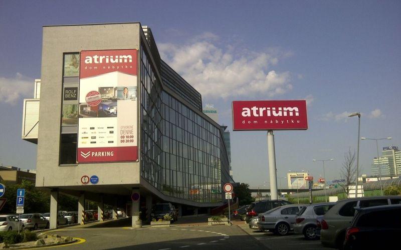 Predajňa dom nábytku Atrium